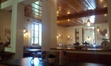 The indoor area